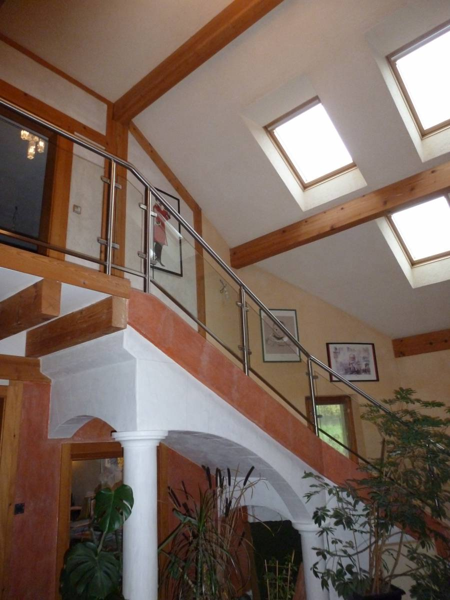 Rénovation intérieure et extérieure dans les Vosges