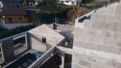 """Galerie """"Reconstruction de maison"""""""