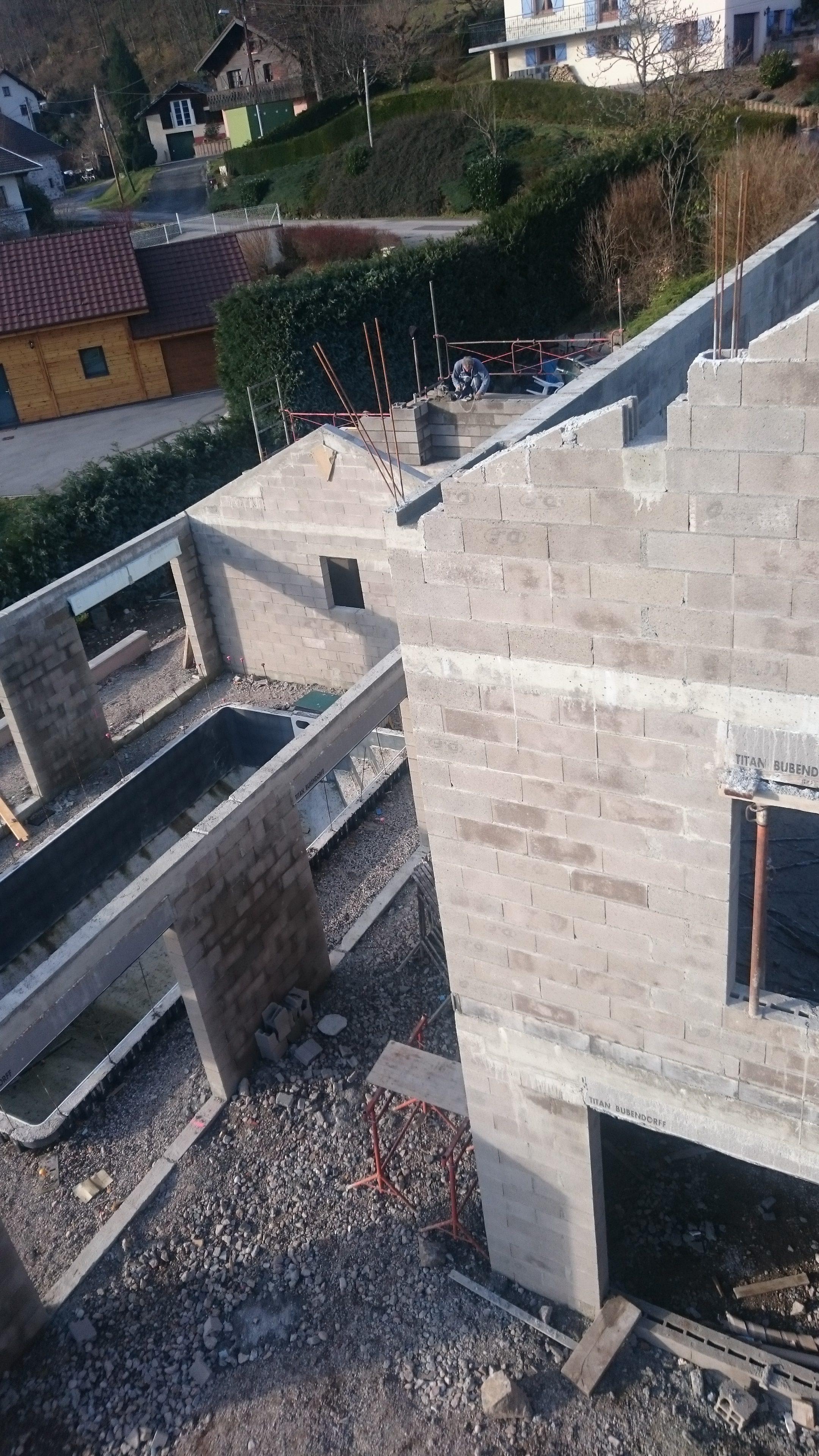 reconstruction maison