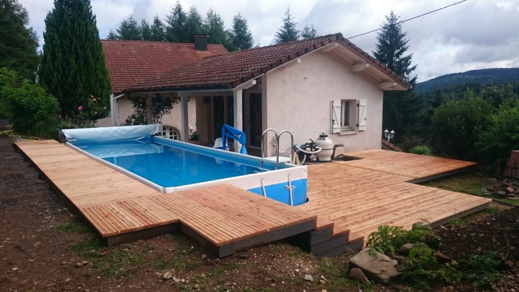 Terrasse Dans Les Vosges Confiez Votre Projet à Un Pro