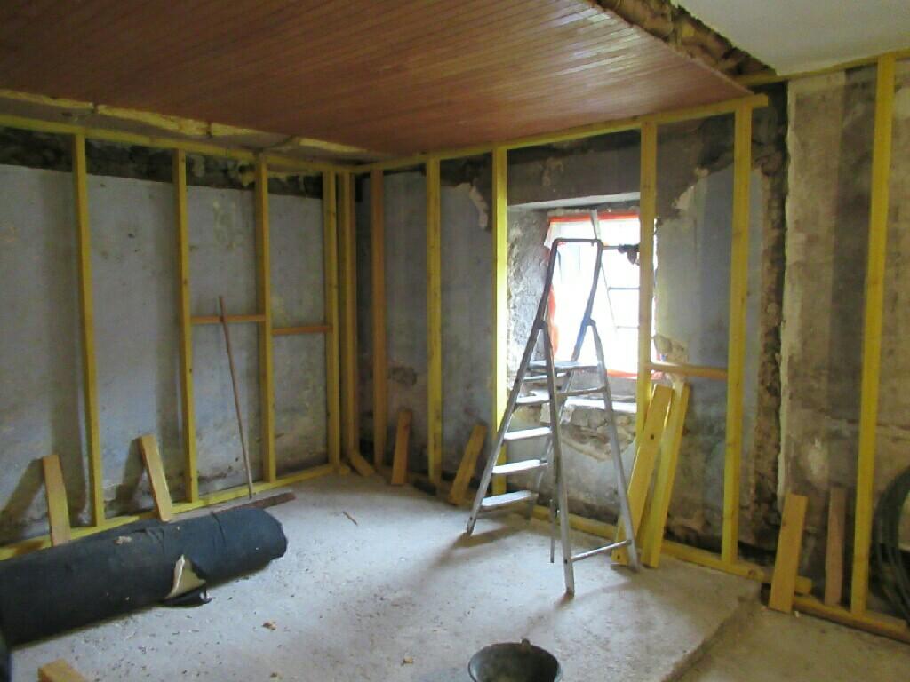 Rénovation intérieure à Épinal